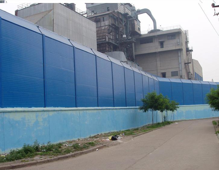 工厂隔音墙