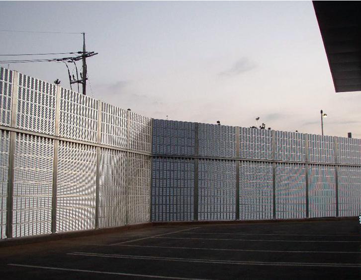 天津厂区隔音屏障